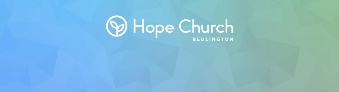 Welcome to Hope Church Bedlington