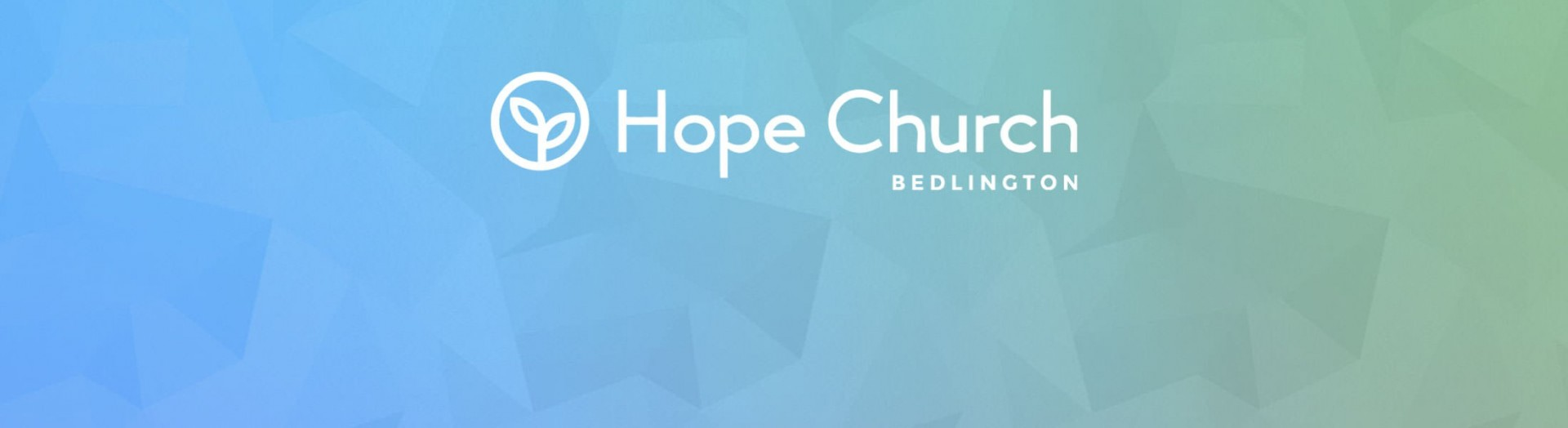 Welcome to Hope Church Bedlington